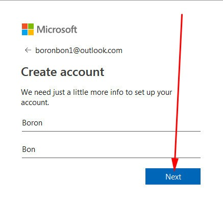make hotmail account